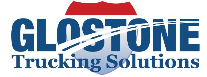 glostone trucking solutions logo