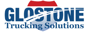 glostone trucking solutions logo